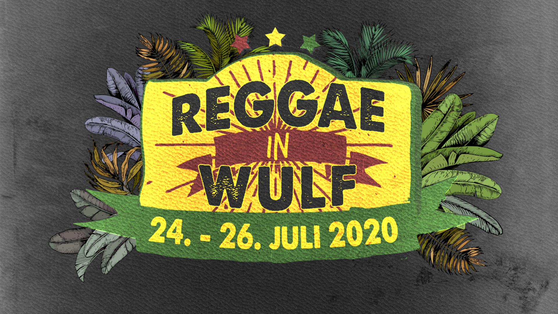 Reggae in Wulf 2020 – Save the date